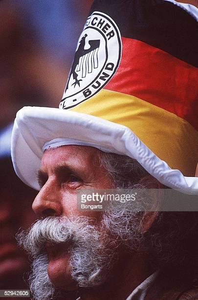 Manchester Fussball Fan Deutschland/GER