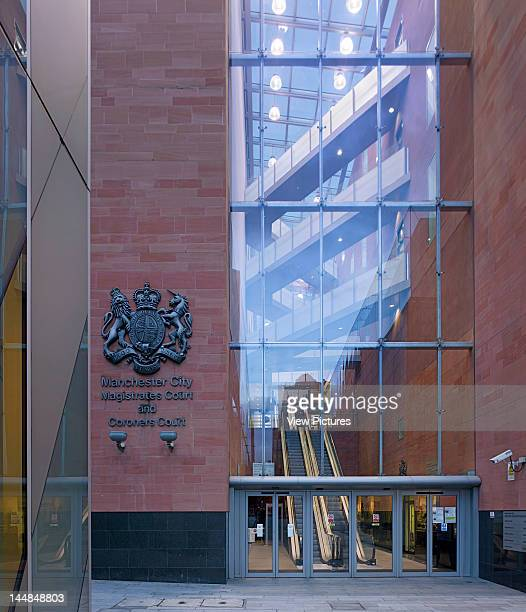Manchester Magistrates Court Crown Square Manchester Greater Manchester United Kingdom Architect Gensler Manchester Magistrates Court Gensler...