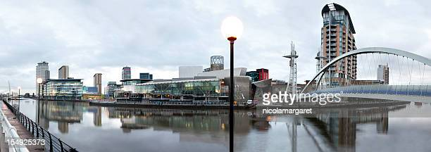 Manchester:  Salford Quays