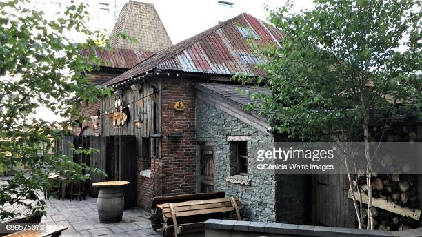 Manchester, UK- The Oast House Pub