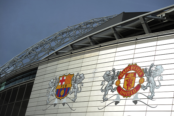 Soccer - UEFA Champions League Final 2011 - FC Barcelona vs. Manchester United : News Photo
