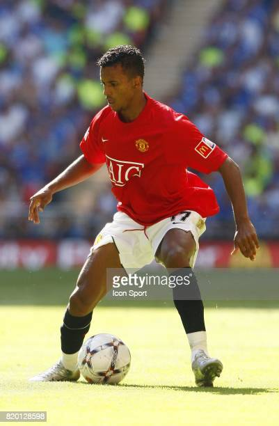 NANI Manchester United / Chelsea Community Shield Wembley Londres