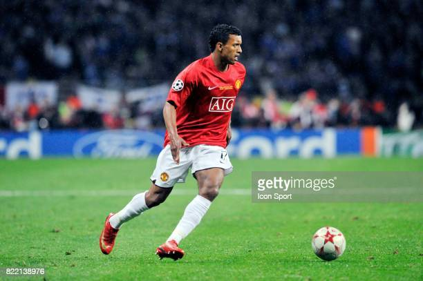 NANI Manchester United / Chelsea Finale Champions League 2007/2008 Moscou