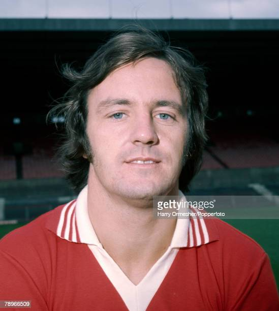 Football Manchester United Photocall A portrait of Alex Forsyth
