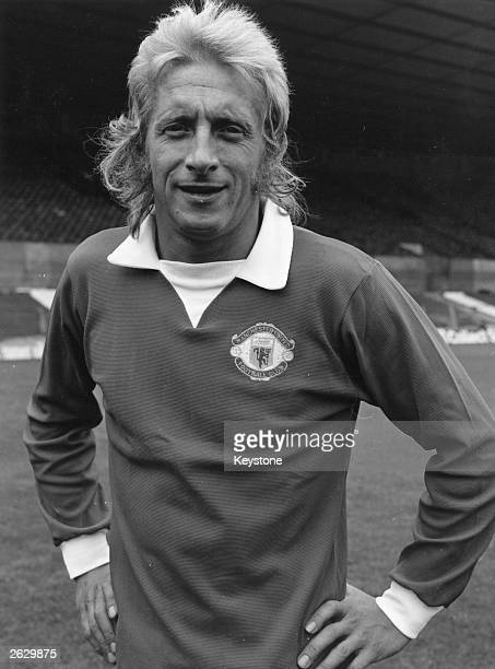 Manchester United footballer Denis Law Original Publication People Disc HF0715