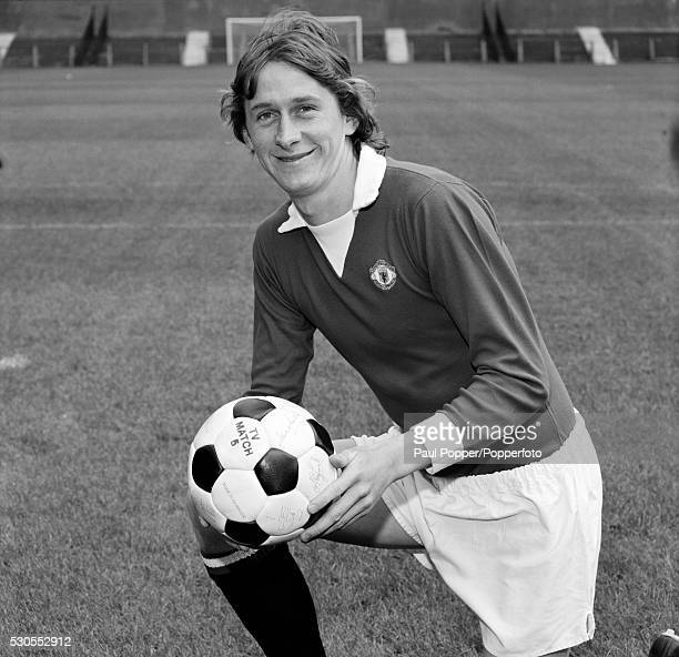 Manchester United 1975 Football Stock Photos And Pictures