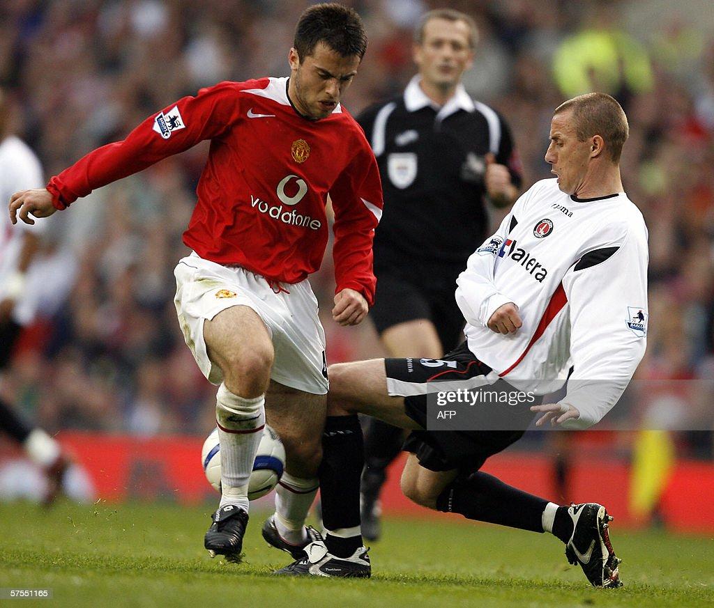 Manchester United s Giuseppe Rossi L v