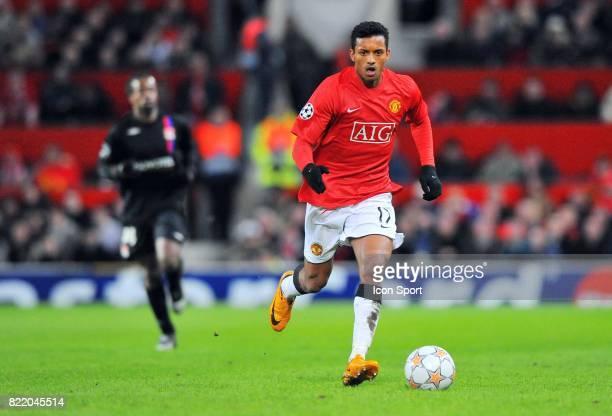 NANI Manchester United / Lyon Champions League 2007/2008