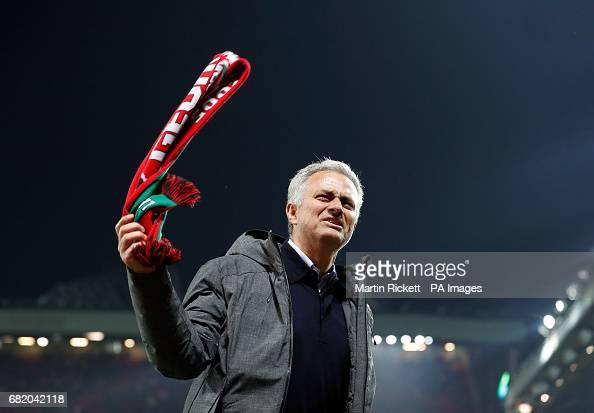 Manchester United v Celta Vigo - UEFA Europa League - Second Leg - Old Trafford : News Photo
