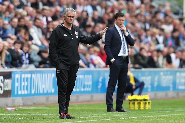 Wigan Athletic v Manchester United - Pre Season Friendly : News Photo