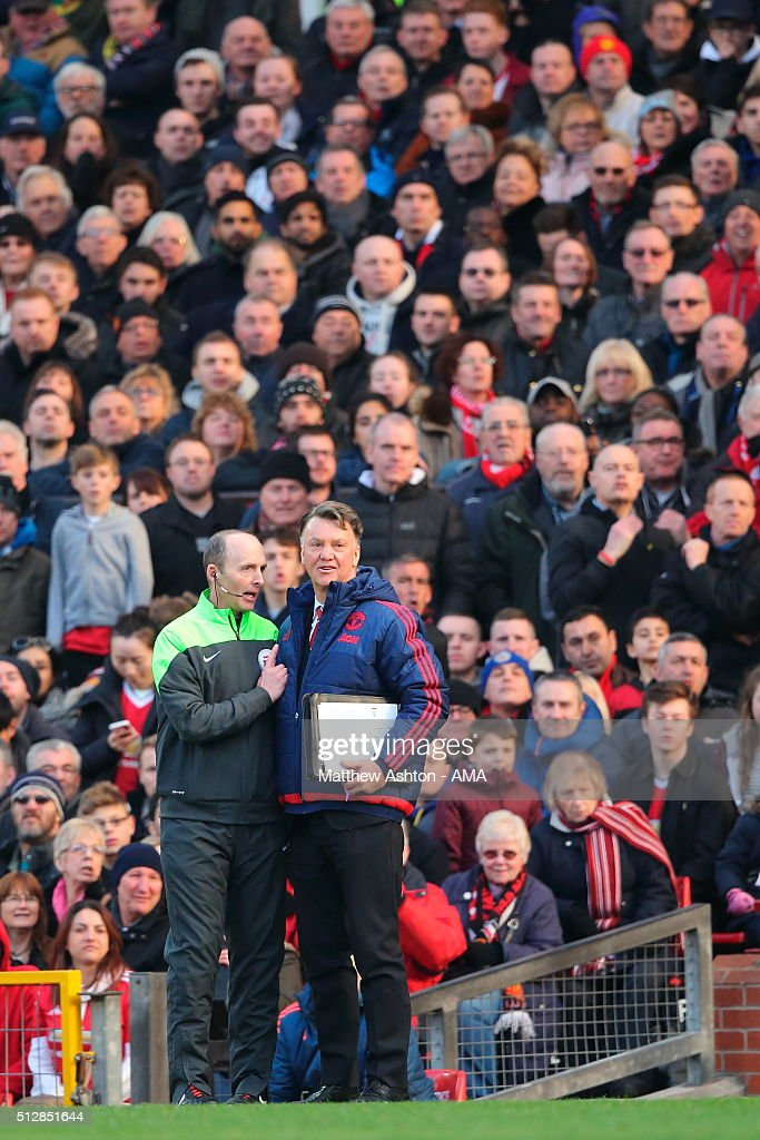 Manchester United V Arsenal  Premier League  Getty Images