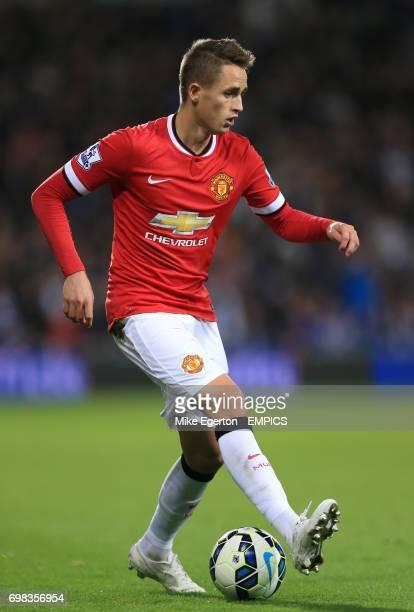 Manchester United's Adnan Januzaj