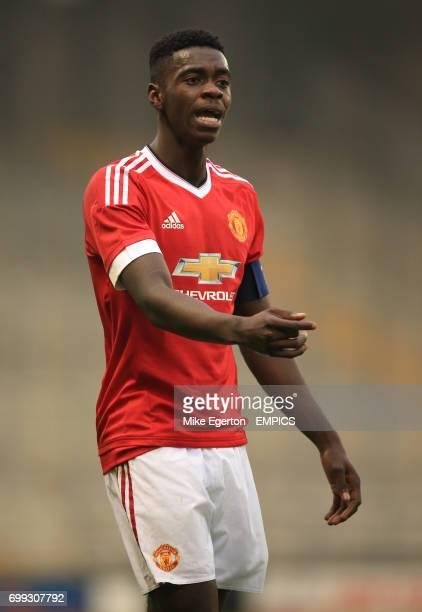 Manchester United's Axel Tuanzebe