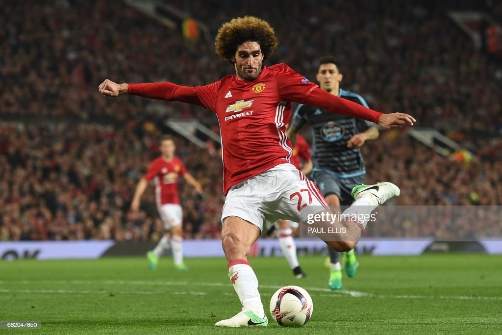 FBL-EUR-C3-MAN UTD-CELTA : News Photo