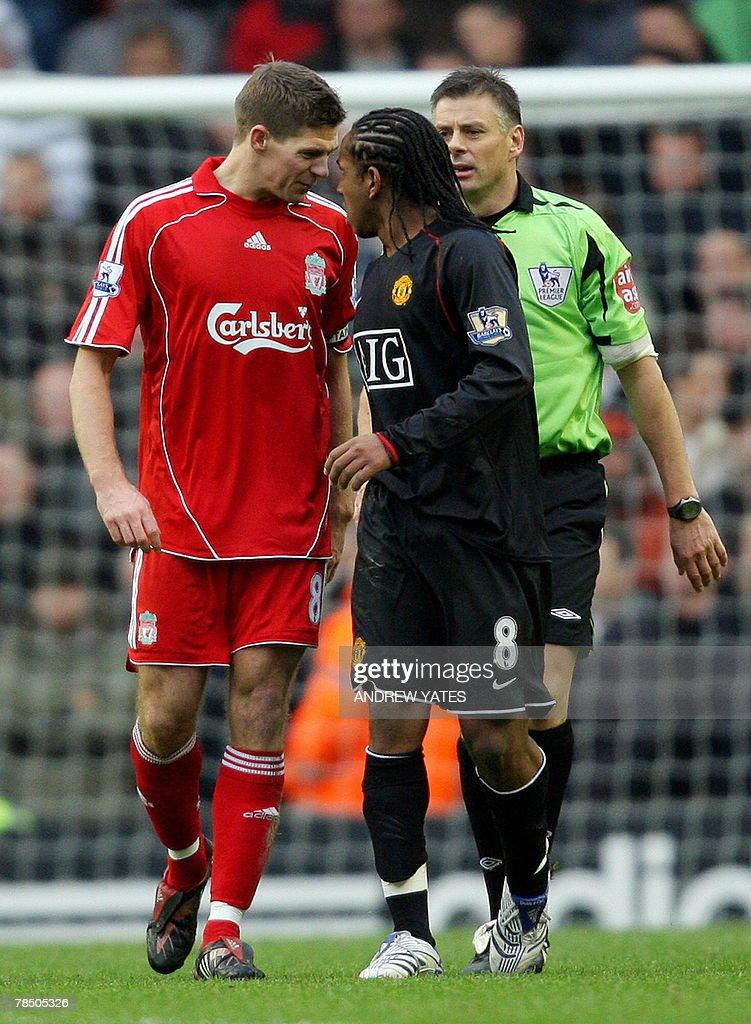 Manchester United's Brazilian midfielder : News Photo