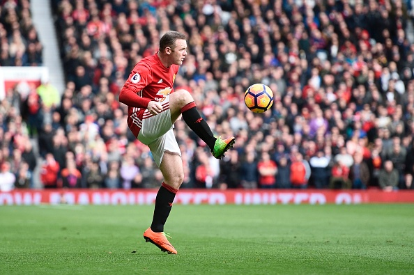 Shocking: West Ham United Join Battle To Sign Wayne Rooney This Summer! 1