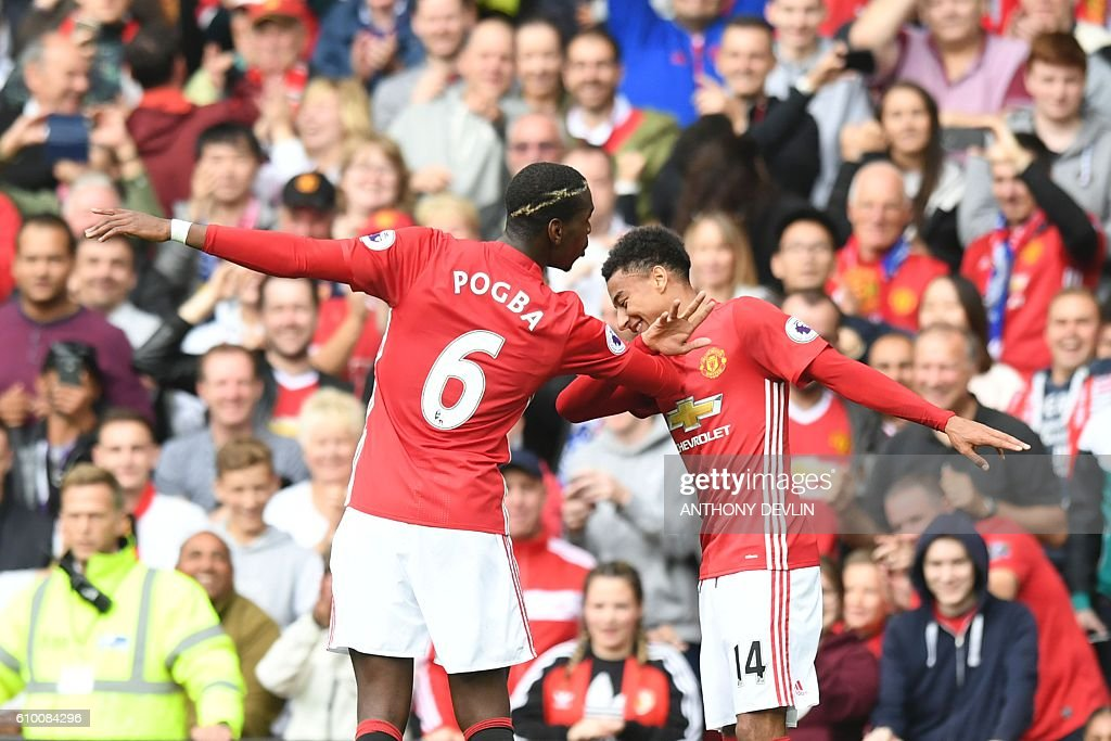 FBL-ENG-PR-MAN UTD-LEICESTER : News Photo