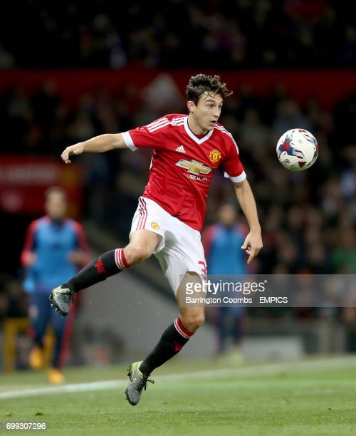 Manchester United's Matteo Darmian
