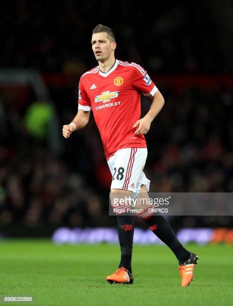 Manchester United's Morgan Schneiderlin