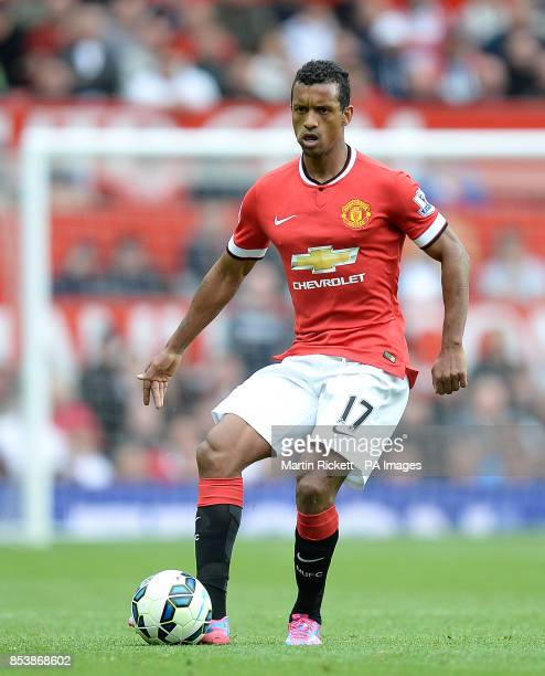 Manchester United's Nani in action