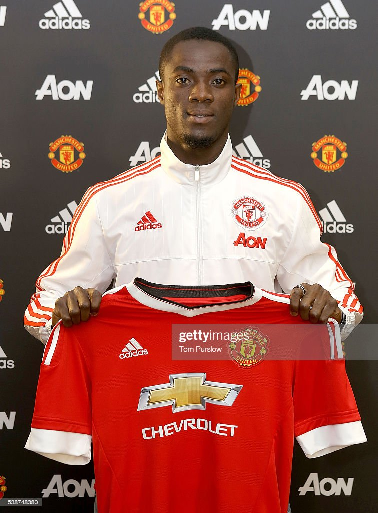 Manchester United Unveil New Signing Eric Bailly
