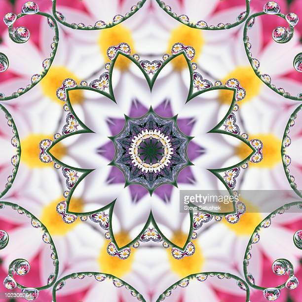 Mandala of Dewdrops