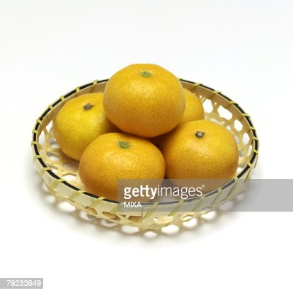 Mandarin orange : Stock Photo
