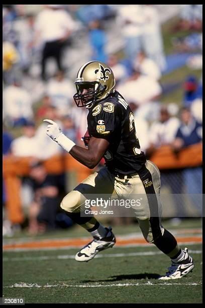 Craig Jones/Allsport