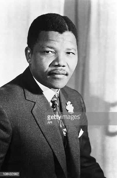 Nelson Mandela Photos et images de collection