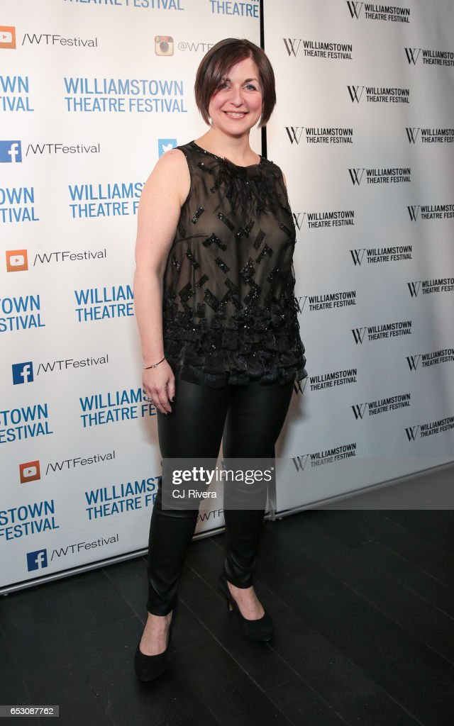 Mandy Greenfield attends 2017 Williamstown Theatre Festival Gala at TAO Downtown on March 13, 2017 in New York City.