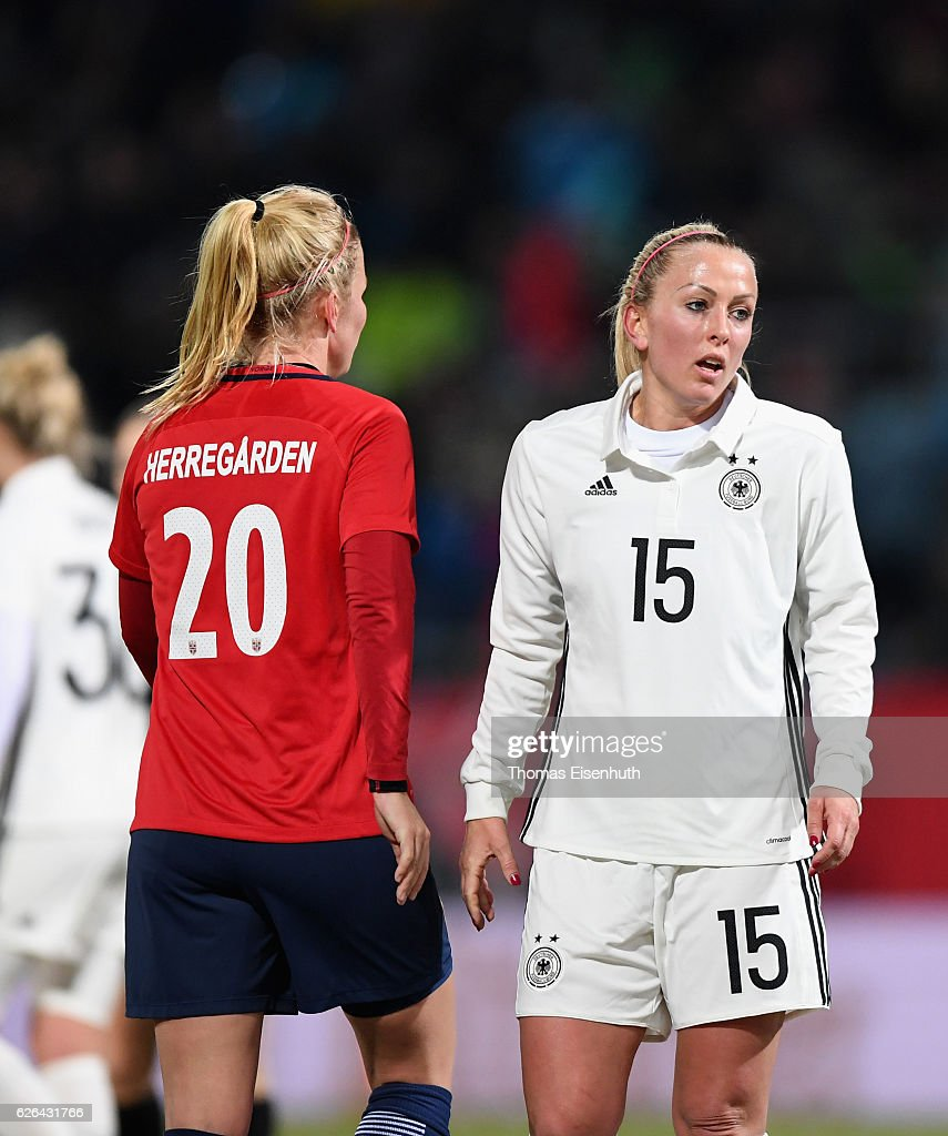 Germany v Norway - Women's International Friendly