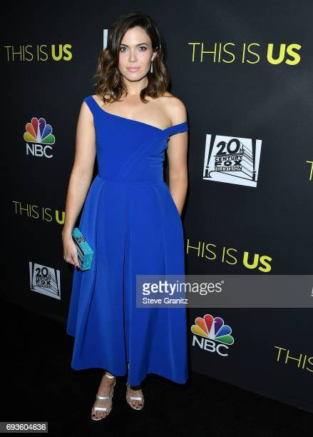 Mandy Moore arrives at 20th Century Fox Television NBC's 'This Is Us' FYC Screening And Panel at The Cinerama Dome on June 7 2017 in Los Angeles...