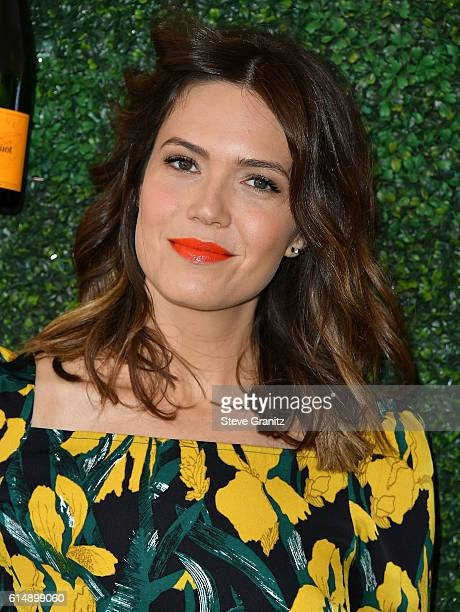 Mandy Moore arrives at the 7th Annual Veuve Clicquot Polo Classic at Will Rogers State Historic Park on October 15 2016 in Pacific Palisades...