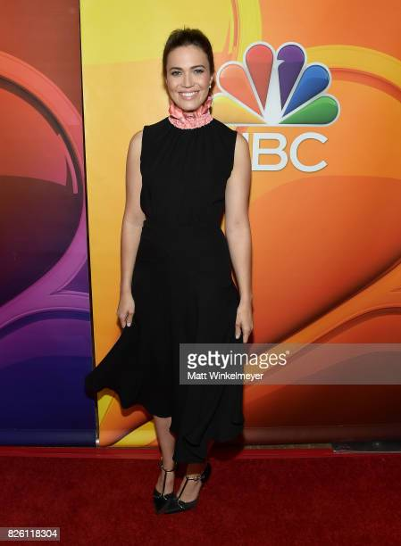 Mandy Moore at the NBCUniversal Summer TCA Press Tour at The Beverly Hilton Hotel on August 3 2017 in Beverly Hills California