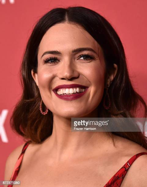 Mandy Moore attends SAGAFTRA Foundation Patron of the Artists Awards at the Wallis Annenberg Center for the Performing Arts 2017 on November 9 2017...