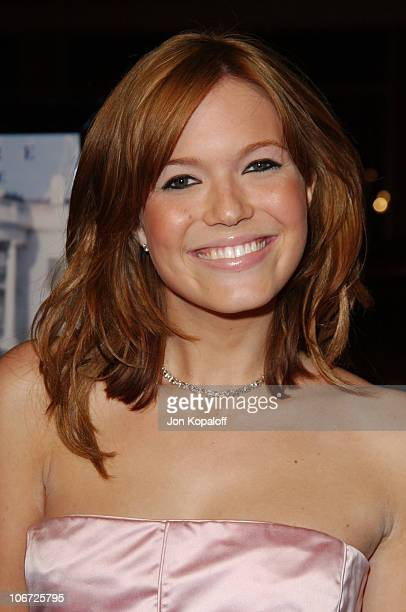 Mandy Moore during 'Chasing Liberty' World Premiere at Grauman's Chinese Theater in Hollywood California United States