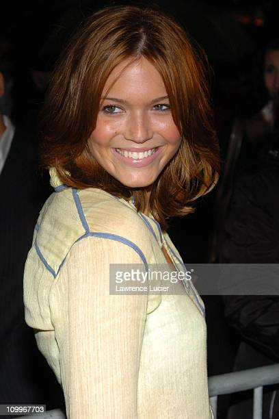 Mandy Moore during Opening Night Feature of The 9th Annual Gen Art Film Festival Saved Red Carpet at Loews Lincoln Square Cinemas in New York City...