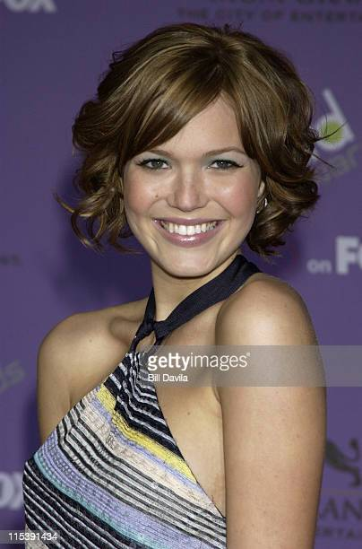 Mandy Moore during The 2003 Billboard Music Awards Outside Arrivals at MGM Grand Garden Arena in Las Vegas Nevada United States
