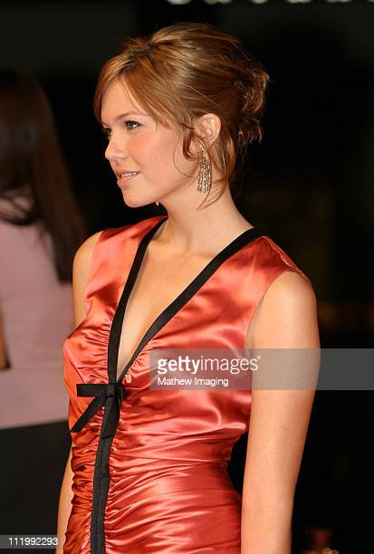 Mandy Moore during The 30th Annual People's Choice Awards Backstage at Pasadena Civic Auditorium in Pasadena California United States