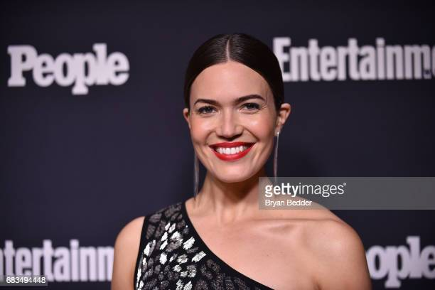Mandy Moore of This Is Us attends the Entertainment Weekly and PEOPLE Upfronts party presented by Netflix and Terra Chips at Second Floor on May 15...