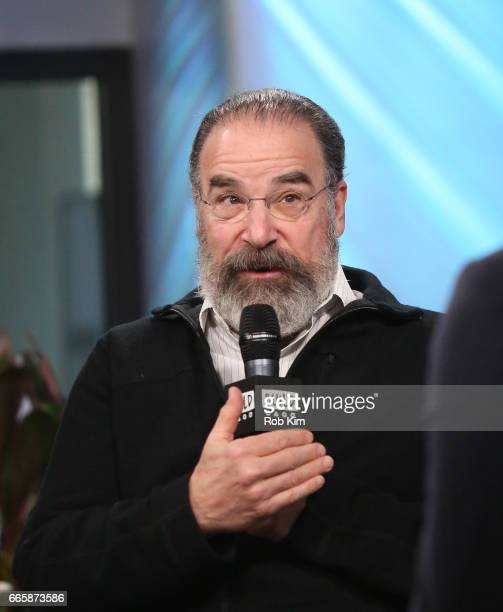 Mandy Patinkin discusses 'Homeland' and 'Smurfs The Lost Village' during the Build Series at Build Studio on April 7 2017 in New York City