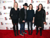 Mandy Ward Ed Lachman Sofia Coppola and Johanna Bennett attend 'The Virgin Suicides' as part of the First Exposure Series during the 2013 First Time...