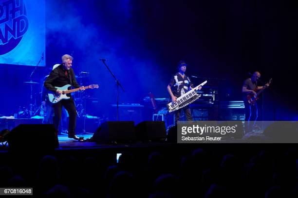 Manfred Mann's Earthband performs at Admiralspalast on April 20 2017 in Berlin Germany