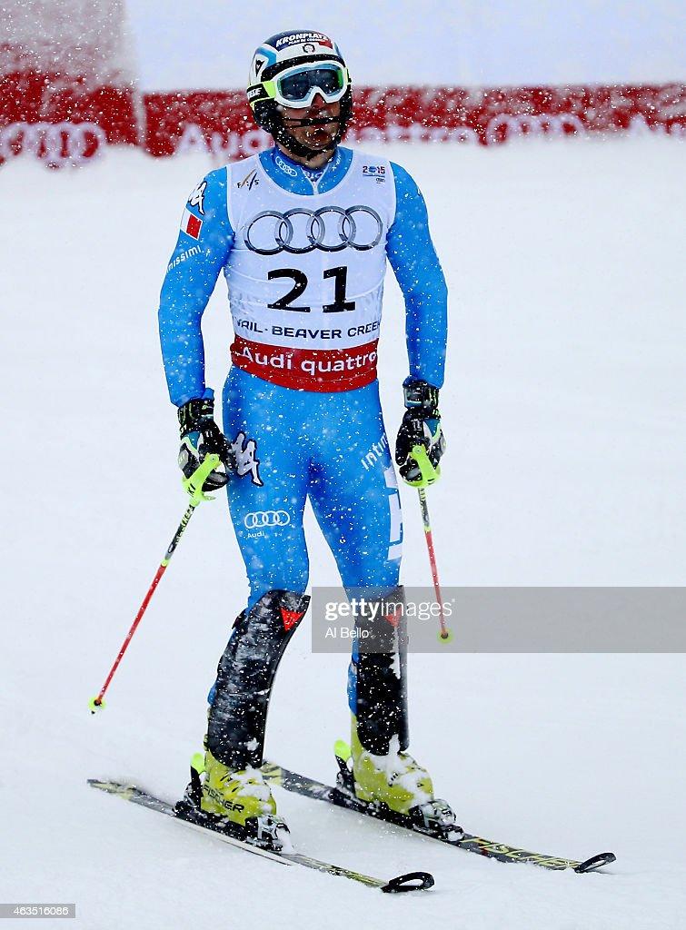 2015 FIS Alpine World Ski Championships - Day 14