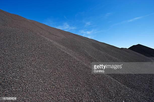 Manganese Ore Stock Pile
