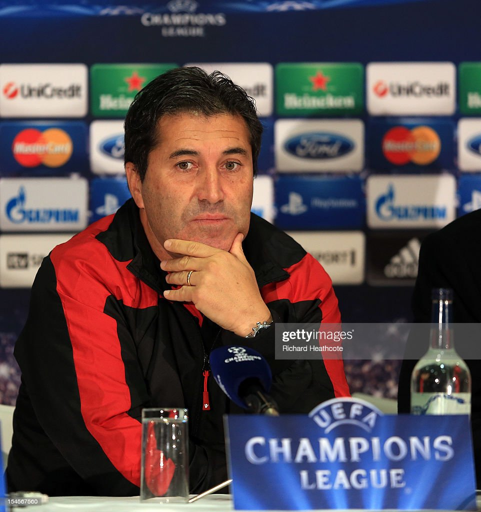 Braga Training and Press Conference