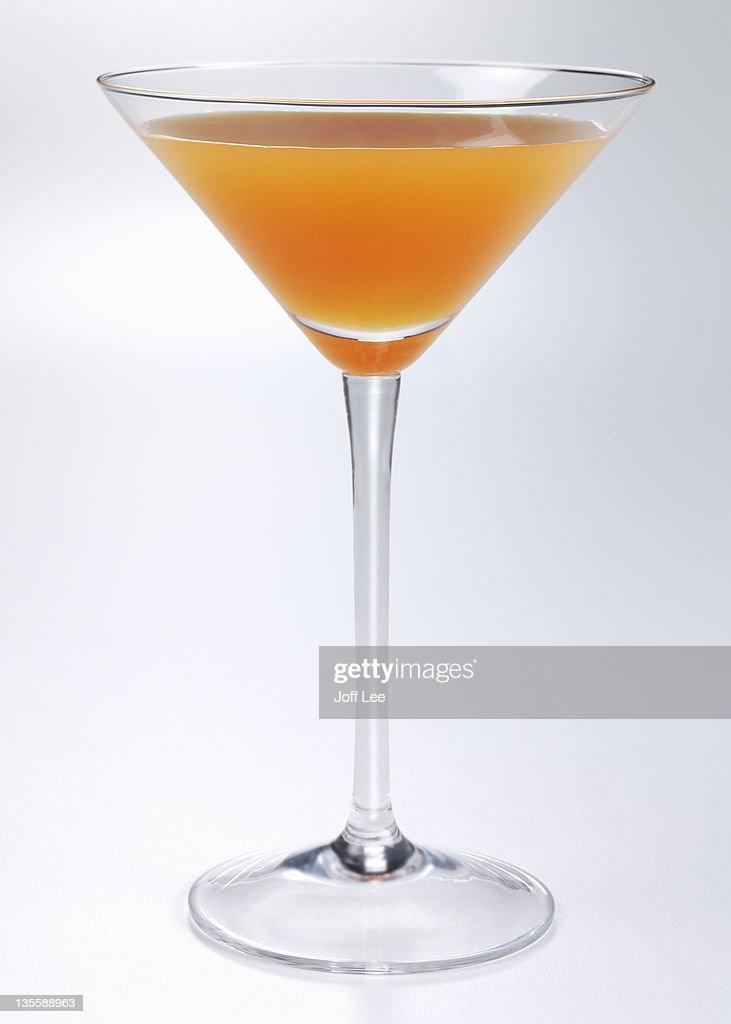 Mango cocktail : Stock Photo