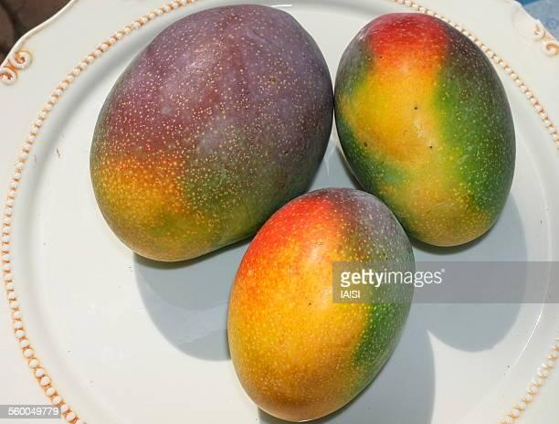 Mango, ripe