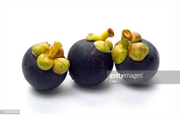 Mangostan-Fruits exotiques