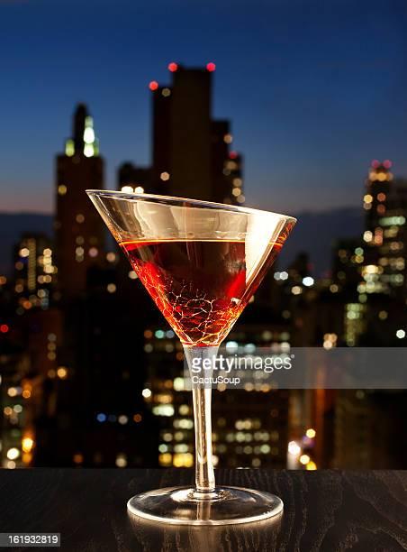 Manhatan cocktail